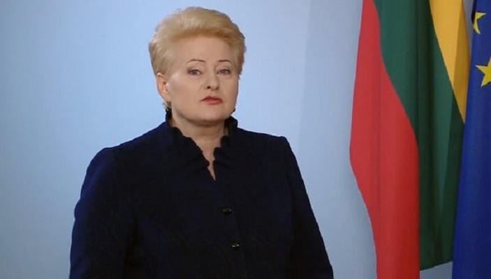 Россия предложила Литве кирпич для строительства стены на границе