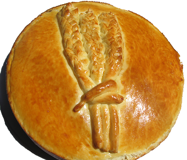 Белый хлеб по старомодному рецепту