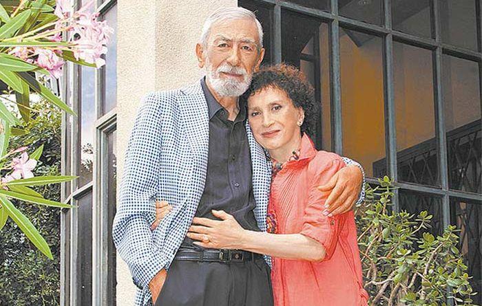 Вахтанг и Ирина Кикабидзе: «…