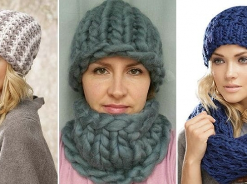 Модные головные уборы осенне-зимнего сезона