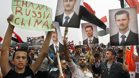 И ты, Брут!? Ирак, кажется, сделал выбор. Гудбай Америка? Китай разбушевался в защите Сирии.