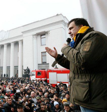 Саакашвили обвинил в своих злоключениях Путина и ФСБ
