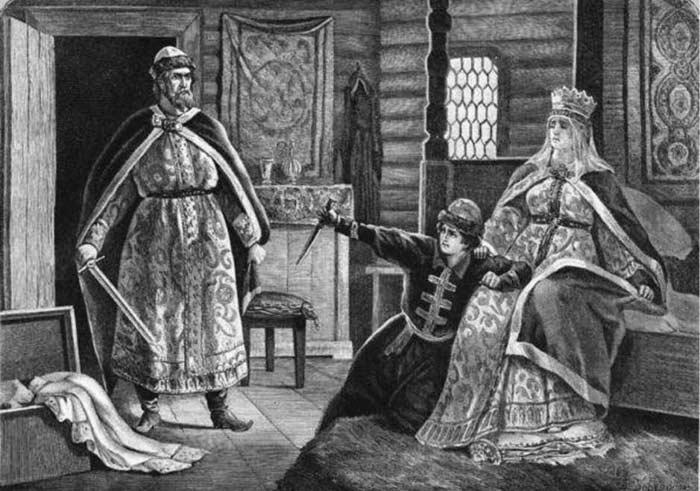 Казус с Рогнедой: Сватовство Владимира в свете дохристианской правовой традиции Скандинавии