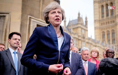 Тереза Мэй переизбрана в парламент Великобритании