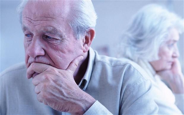 Why Older Couples Divorce