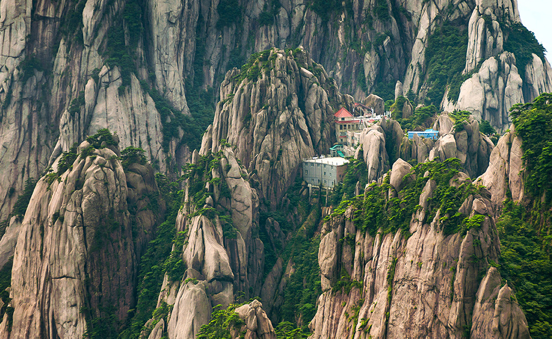 Jade Screen Hotel. 7 самых укромных курортов мира. Фото с сайта NewPix.ru