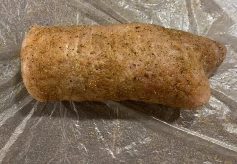 как приготовить картофельно мясной рулет