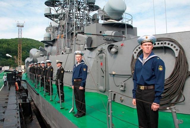 РФ и Мьянма договорились упростить порядок захода военных кораблей в порты