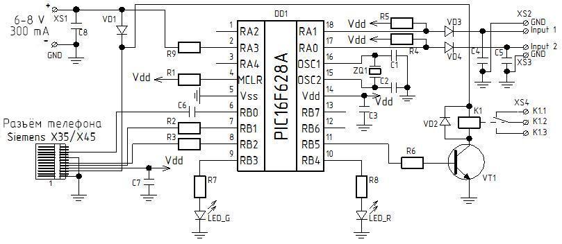 Как сделать GSM сигнализацию