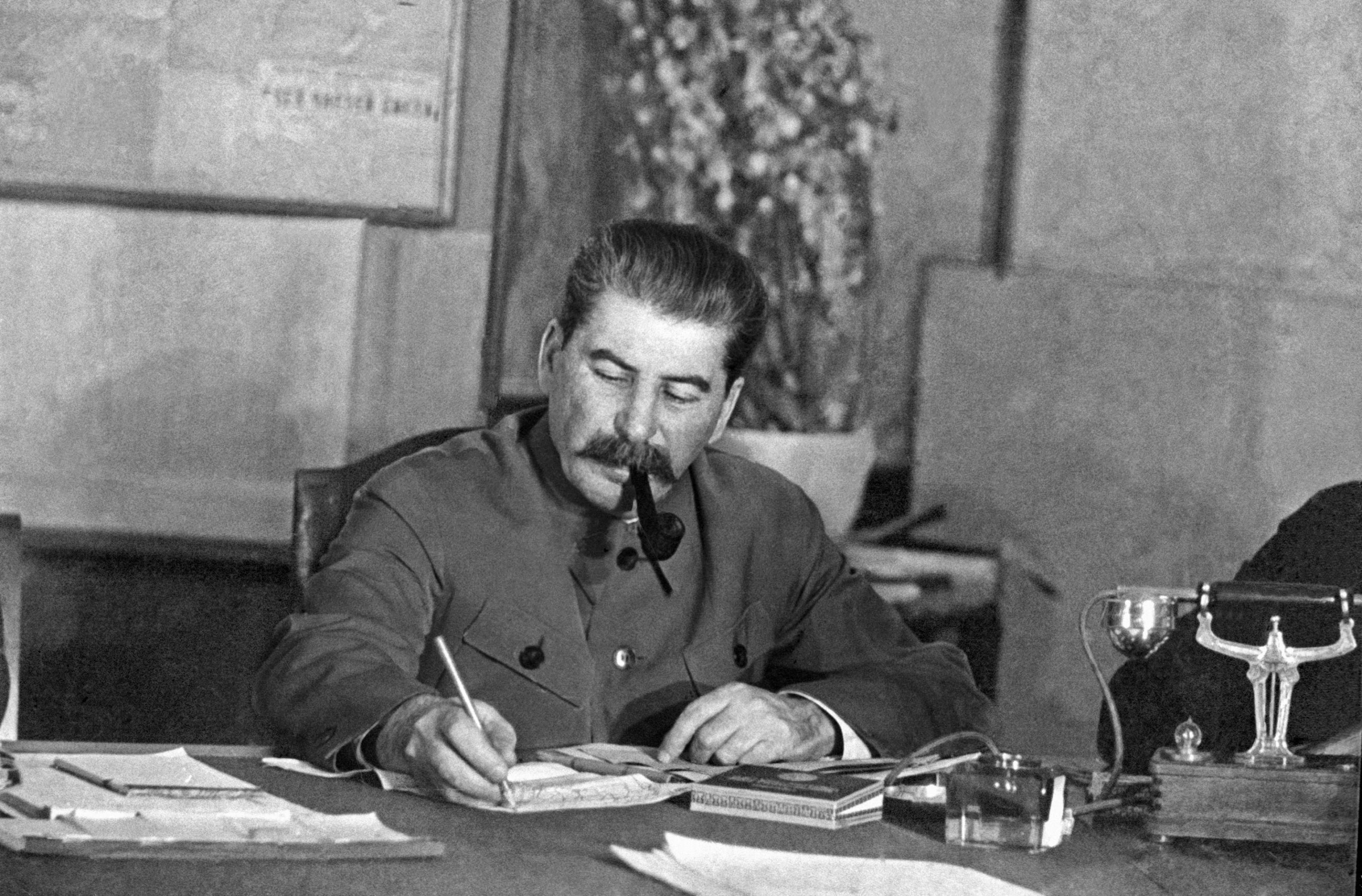 """""""Надо"""" товарища Сталина"""