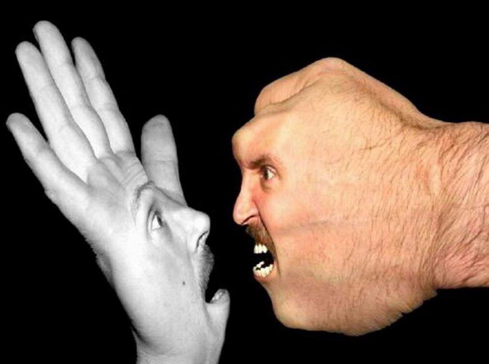 Хамство – признак вашего бессилия