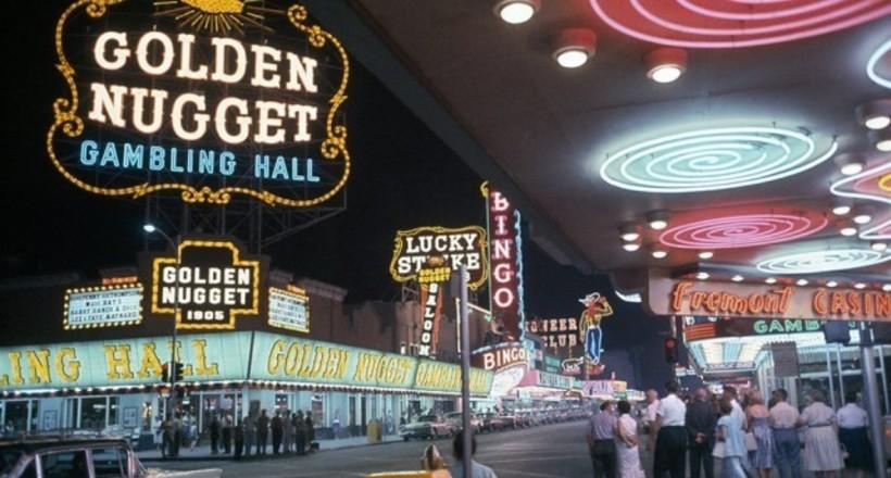 Как Лас-Вегас стал таким, каким мы его знаем: снимки города 1906-1971 годов