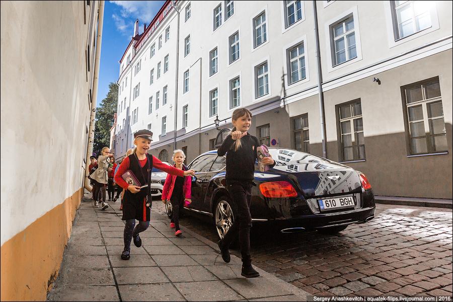 25 лет после советской оккупации. Нищая Эстония сегодня