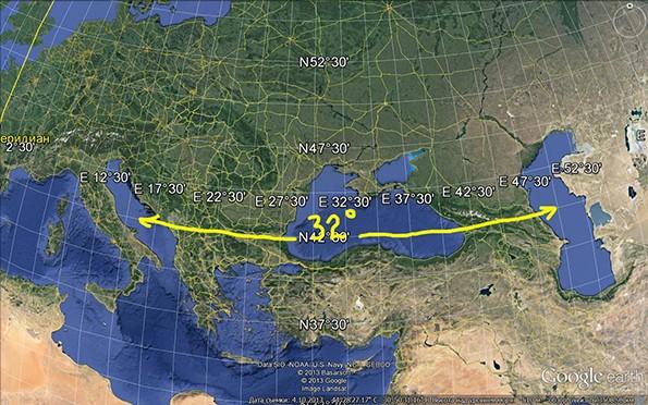 Земля слишком сильно  расширилась за 400 лет из-за явления дегазации : гипотеза