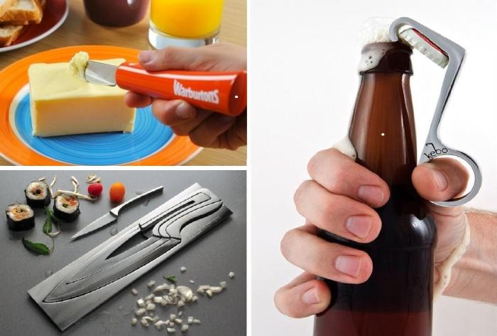 Еще одна подборка 18 забавных и креативных приспособлений, которые (иногда) могут существенно упростить жизнь