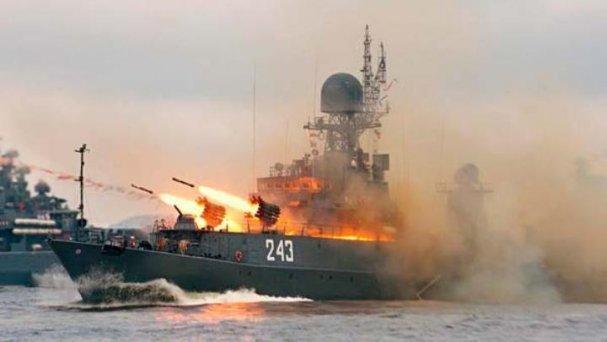 Пискун: «Два выстрела из пушки – и российского флота нету»