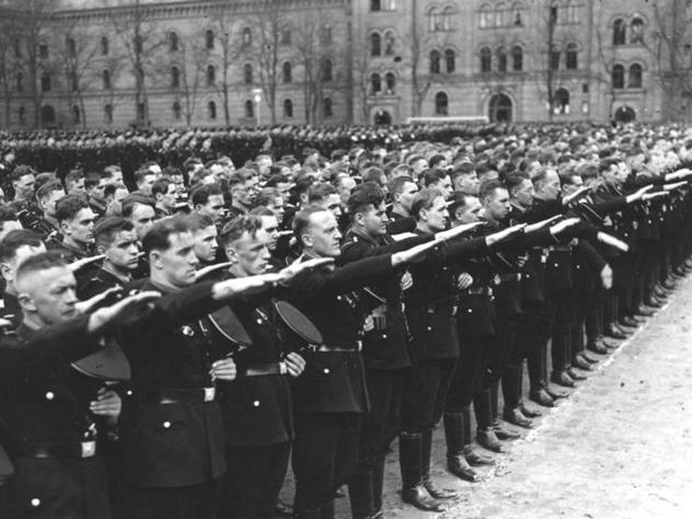 Что придумали фашисты, чтобы славяне деградировали