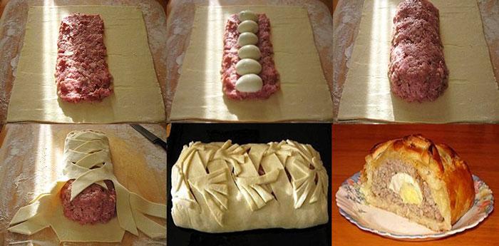 Необычные пироги рецепты
