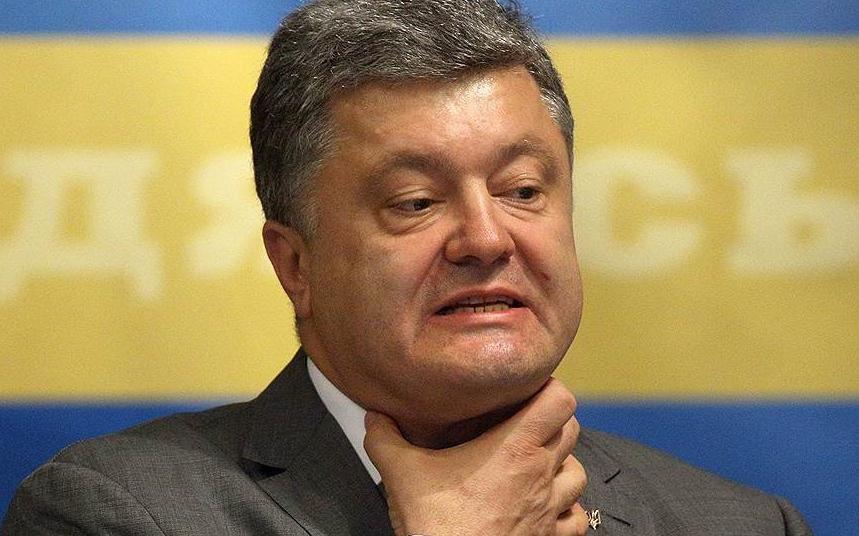 Порошенко: Российская армия - сильнейшая в мире, мы не можем ей противостоять