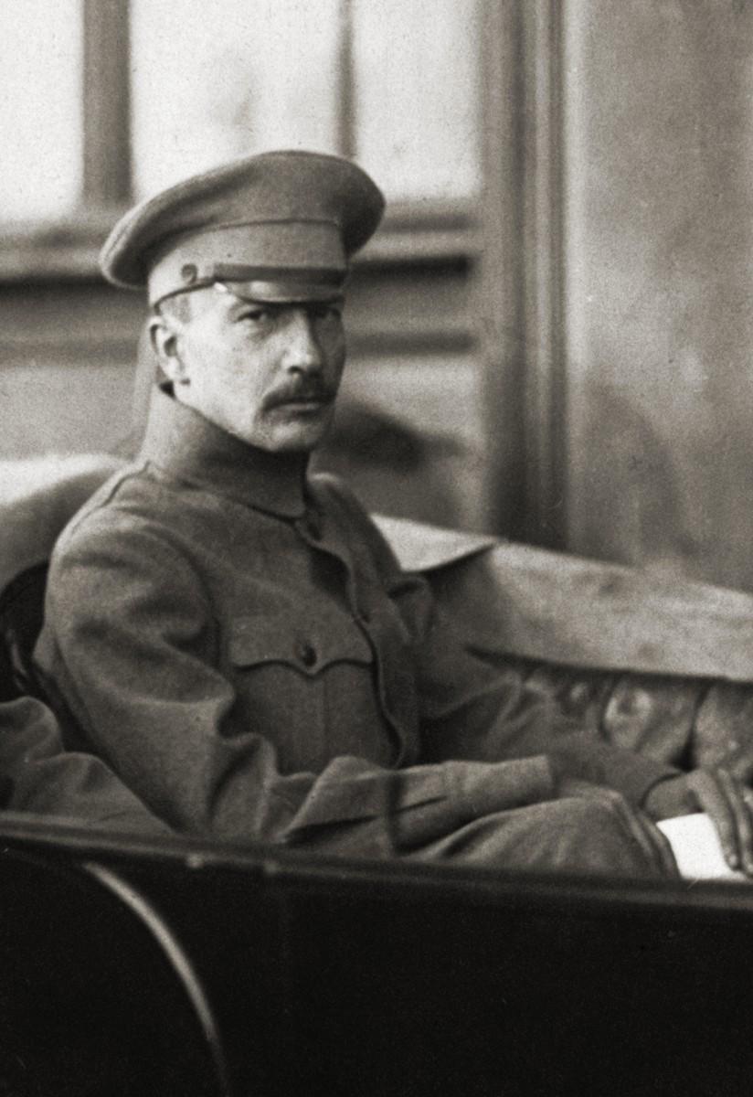 Правила жизни революционера Бориса Савинкова