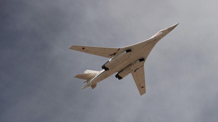 Самолеты США и Канады подняли по тревоге из-за полета Ту-160
