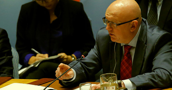 Жесткий ответ России в ООН - ошарашил Запад. До выступления Путина, так с ними еще никто не говорил...