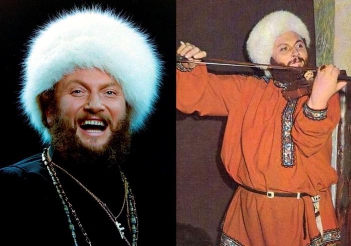 Немец с русской душой. Оперный певец с уникальным голосом, который исполнял русские народные песни