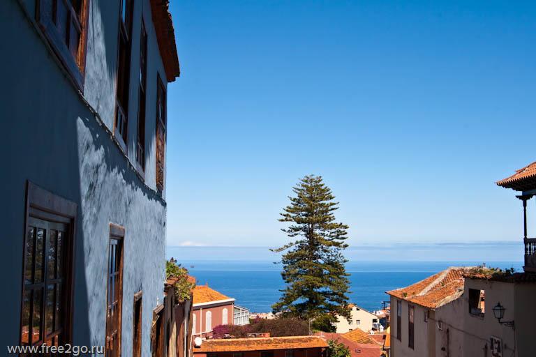 tenerife 60 Старинные города   Тенерифе, Канарские острова, Испания.