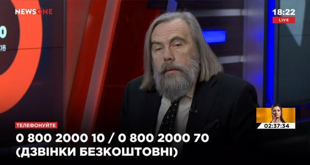 Михаил Погребинский русским языком объяснил, что означает прием Медведевым и Миллером — Юрия Бойко