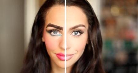 9 распространённых ошибок в макияже, которые раздражают мужчин