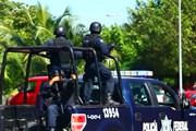 В Мексике усилена охрана курортов