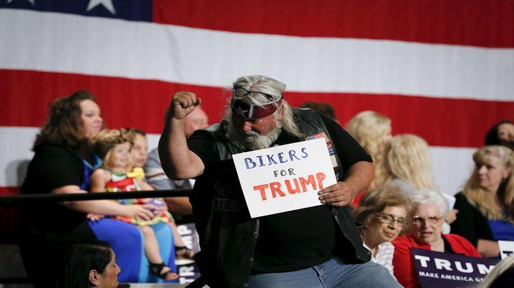 В день инаугурации нового президента США байкеры встанут на защиту порядка