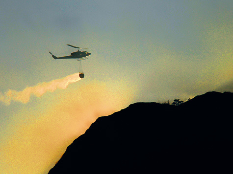 О лесных пожарах и ограничениях охоты