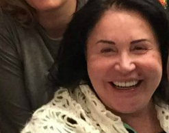 Бабкина надежда фото без макияжа