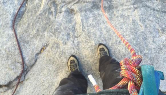 Историческое восхождение по сложнейшему в мире альпинистскому маршруту