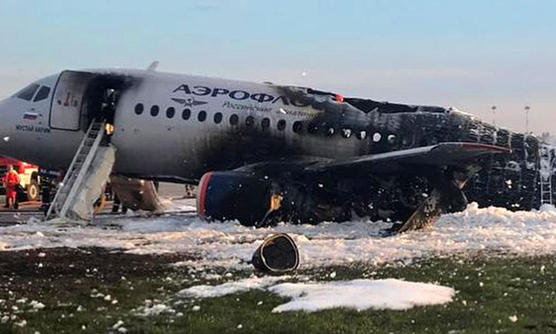 О расследовании катастрофы SSJ-100