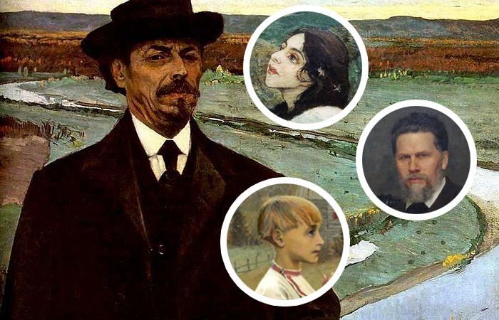 Почему художник Нестеров изменил лицо любимой модели на своих фресках и другие интересные факты