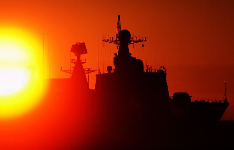Fox: разведывательный корабль ВМФ РФ подошел ближе к базе подлодок США