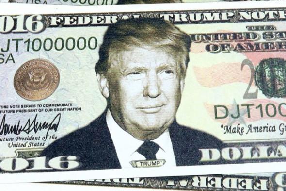 Трамп убивает доллар?