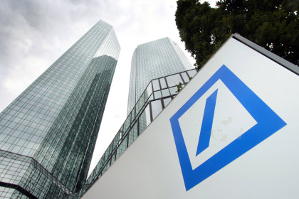 Deutsche Bank выплатит США штраф за вывод из России 10 миллиардов долларов