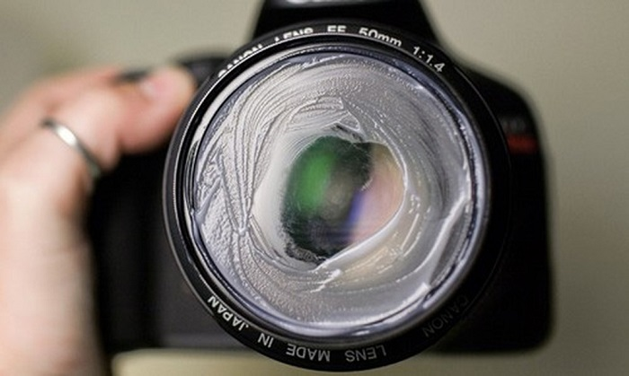 стилизация фотографий под пленку