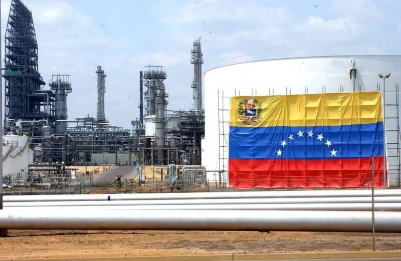 Венесуэльская нефть пошла мимо США
