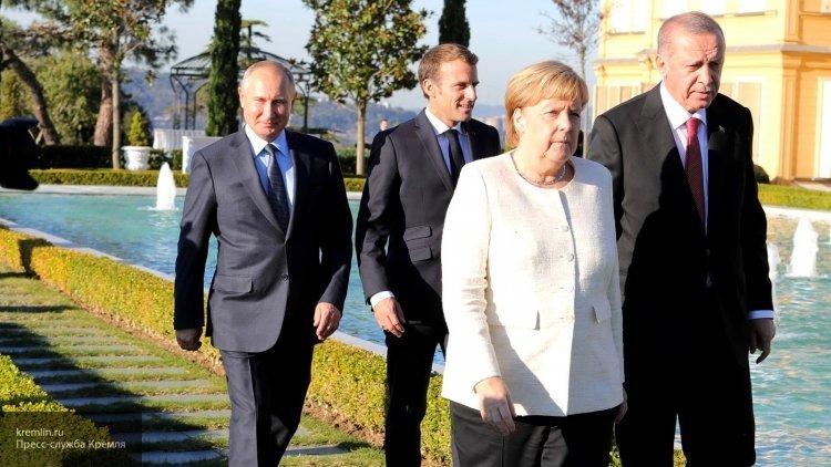 Меркель и Путина обвинили в отсутствии у Украины плана по вступлению в НАТО
