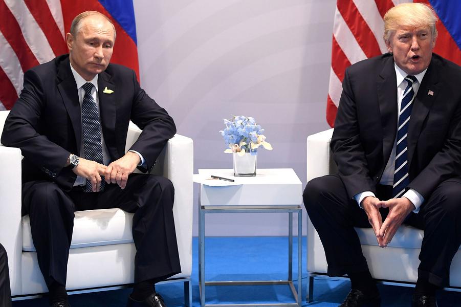 Почему вдруг измельчала российско-американская повестка?