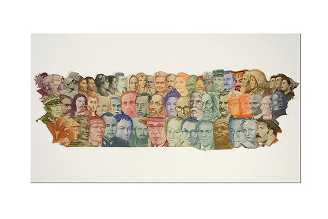 Художники, которые творят деньгами