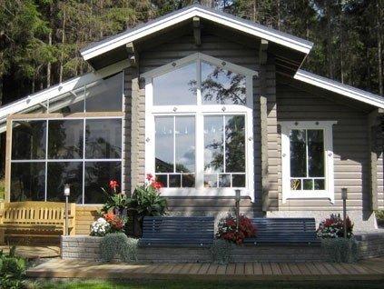Что такое финский дом