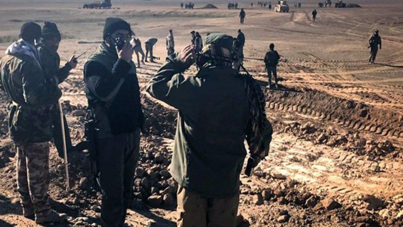 Боевики ИГИЛ казнили девять …