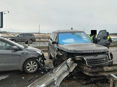 Не очкуй или Дураки и дороги 2018 Сборник безумных водителей #10