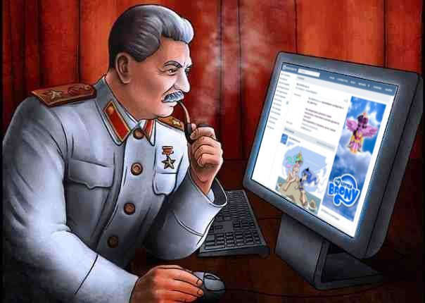 Сталин жесток в глазах нынеш…