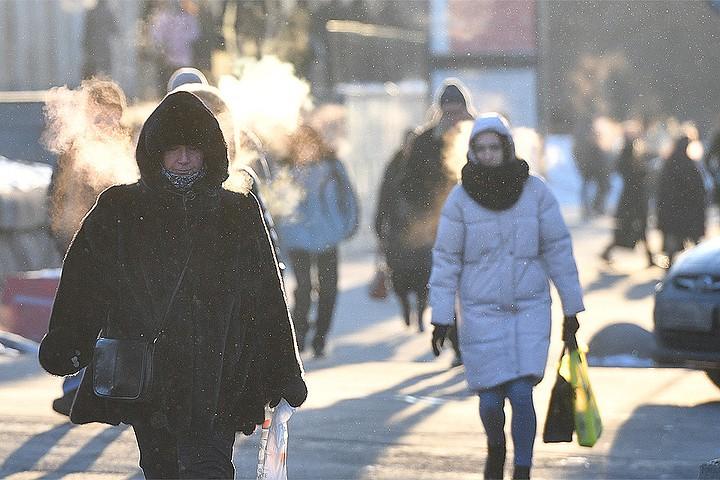 Московская область пережила самую холодную ночь зимы. Следующая будет такой же